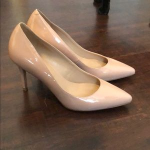 WORN ONCE!!! | Aldo Light Pink Heels